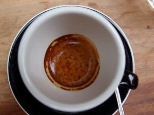 Morgan's blend espresso