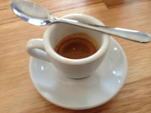 Five Senses espresso