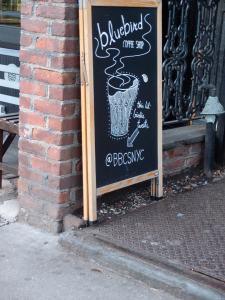 Blue Bird cafe