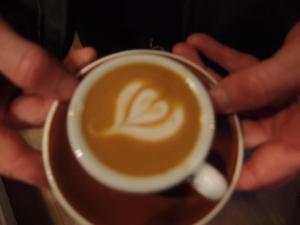 A Culture Espresso piccolo latte