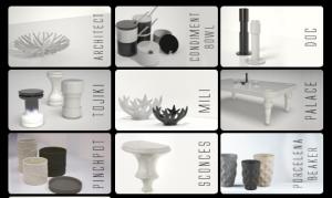 Bonasera ceramics