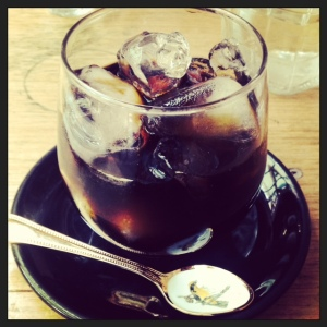 cold drip over ice