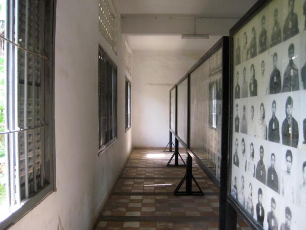 A room of the dead: portraits taken by the Khmer Rouge before they killed their people