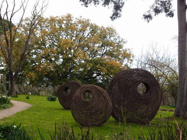 Heidi grounds sculptures