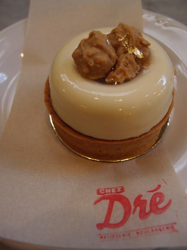 A perfect petit gateaux from Chez Dre