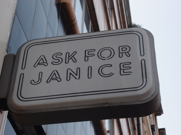 The Global Rambler - Ask For Janice
