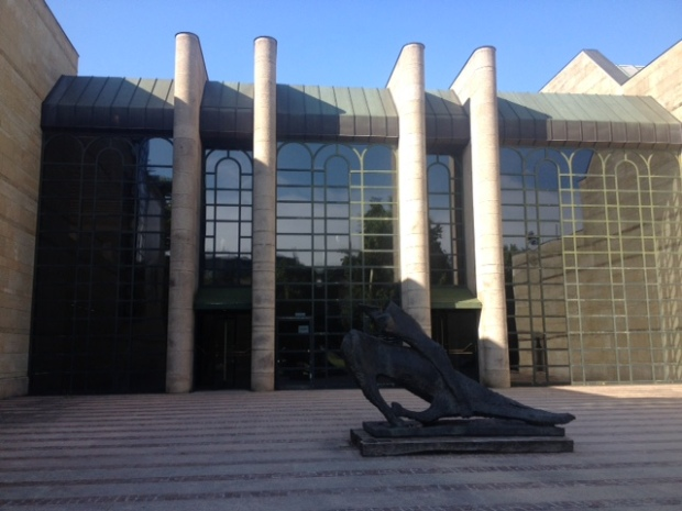 The Neue Pinkothek museum