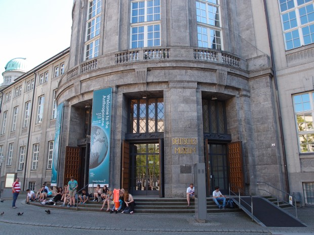 The Deutsches museum is one of the oldest science museums in the world.