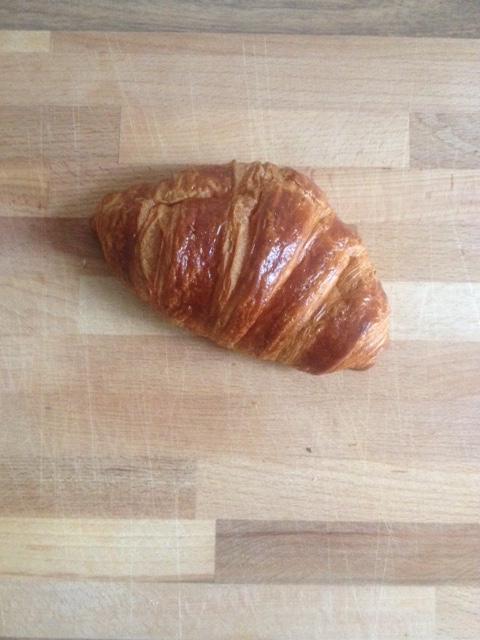 Croissant from Croissanterie