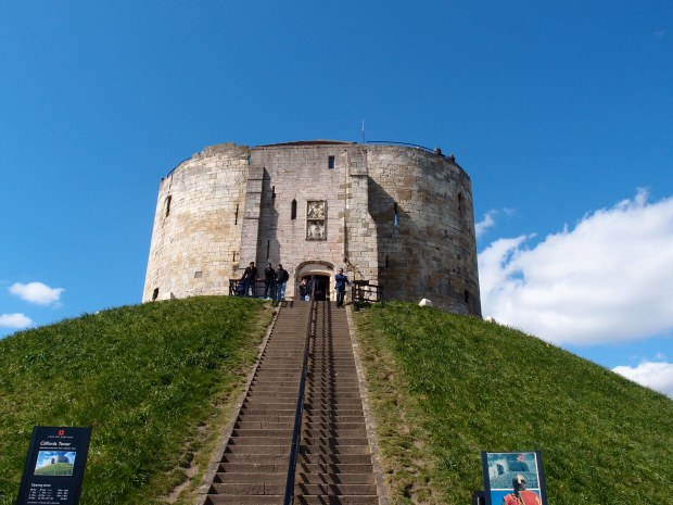 This ancient watchtower has survived centuries or war and is a stronghold in a very strategic part of Medieval England.