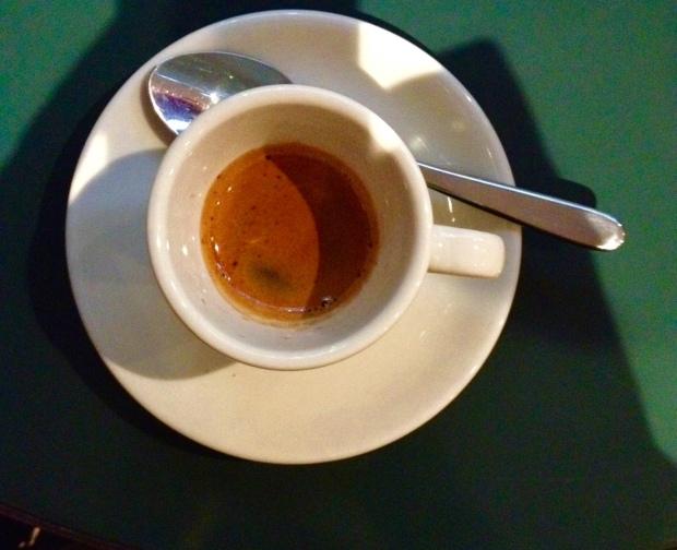 Assembly espresso.