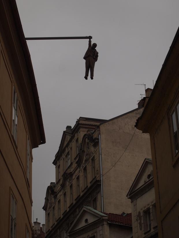 Sigmund Freud Hanging Out