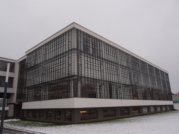 Architecture of the Bauhaus