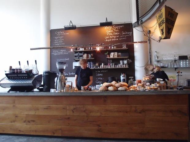 Hopper Coffee bar